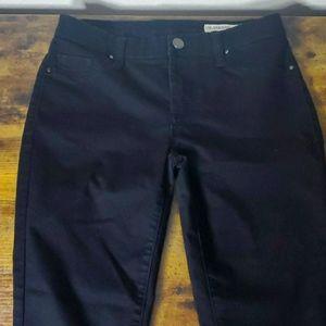 BlankNYC  Black Spray-on Skinny Jeans